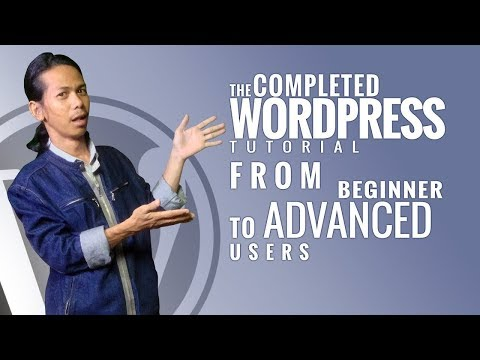Introduction to WordPress Backend Dashboard - WordPress tutorial for Beginners thumbnail