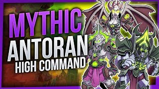 Antoran High Command | Mythic Antorus the Burning Throne | EnhShaman [WoW Legion 7.3.2]