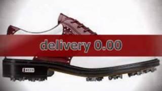 Ecco World Class GTX Men's Golf Shoes