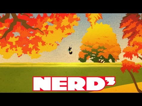 Nerd³ Recommends Four Sided Fantasy - Space Folding Puzzles