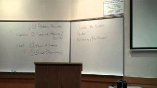 Tom Wolfe's A Man in Full Lecture 1