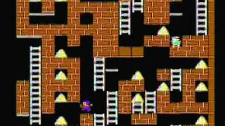 Championship Lode Runner - stage 50 -