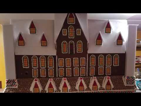 Gingerbread in Wonderland Story