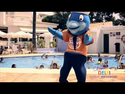 Club DELFI -- ¡¡Canta y Baila con Delfi!! // Sing and dance with Delfi!!