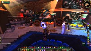 World of Warcraft Mists of Pandaria Fish Bike !! New Mount ??