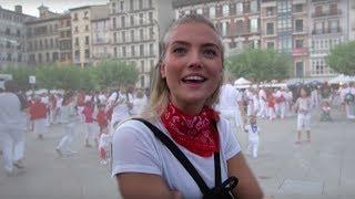 Spain Vlog Day 1 & meeting my girlfriend! // VLOG 02