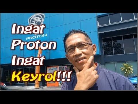 Proton ! Kejayaan ku bermula disini.