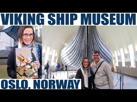 Viking Ship Museum in Oslo, Norway!