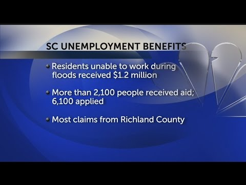 SC Unemployment Benefits