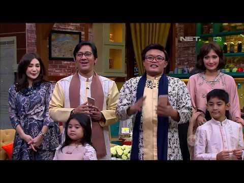 Ini Lebaran 2017- Keluarga Baim-Artika Sari Devi & Keluarga Andre Taulany-Rien Wartia Trigina (7/7)
