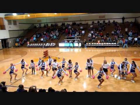 Angola High School Sparkle Squad 2015