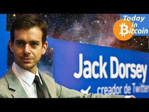 Today in Bitcoin (2017-08-12) - Bitcoin $3800 & Jack Dorsey Talks Blockchain