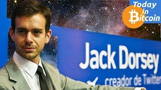 Today in Bitcoin (2017-08-12) - Bitcoin $3800 & Jack Dorsey Talks Blockchain