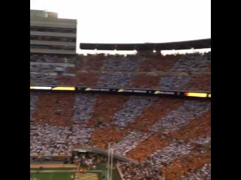 Rocky Top at Neyland Stadium
