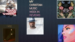 Download VaShawn Mitchell, RMG, Josh Garrels, Wilder Woods, and V. Rose Reviews 8/9/2019 Releases Mp3 and Videos
