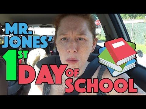 mr.-jones'-1st-day-of-school- -vlog-#123- -august-22-23- -2016