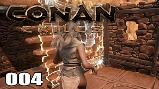 CONAN EXILES [004] [Türen, Treppen & Fenster] [Multiplayer] [Deutsch German] thumbnail