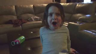 Isabella's Reaction - Toy's R Us Closing