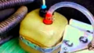 Téĺi hho generátor