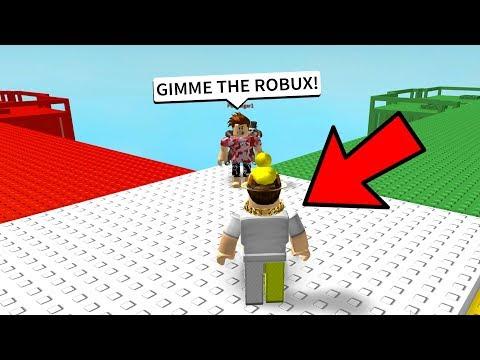 ROBLOX YOUTUBER BATTLE! *WINNER GETS 500k ROBUX*