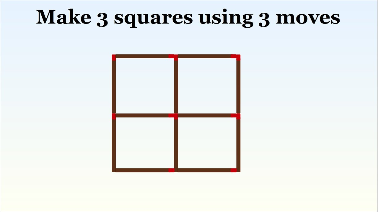 MATCHSTICK PUZZLES EBOOK DOWNLOAD