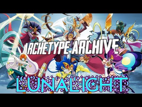 Archetype Archive - Lunalight