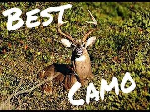 TOP Hunting Camo Patterns - Best On The Market!