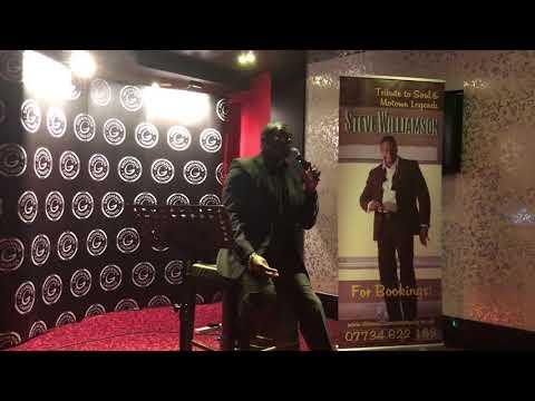 Steve Williamson - Betcha By Golly Wow (Newcastle G Casino)