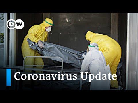 Coronavirus Update: EU leaders agree on emergency fund +++ Donald Trump gives harmful advice
