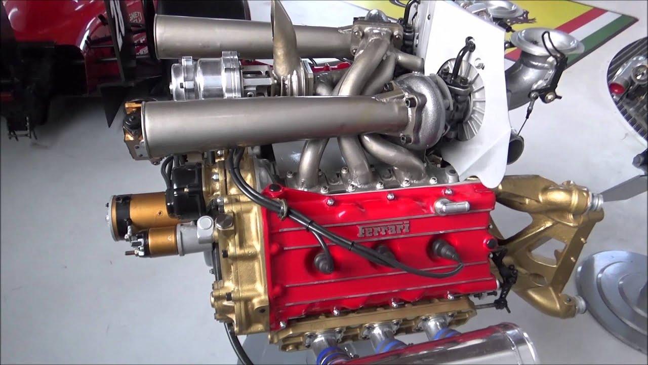 Ferrari Engines Museo Casa Enzo Ferrari Modena Emilia