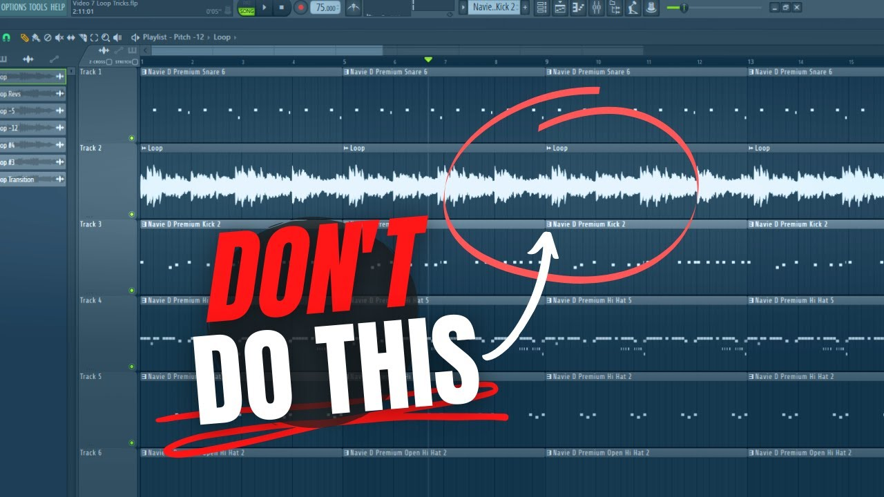 Download 7 Ways To Turn Your Loop Into A FULL Beat (Tutorial)