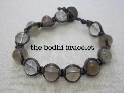Bodhi Bracelet Macrame at The Bead Gallery