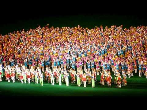 """Kim Jong-un suspend ses """"Jeux de masse"""", son outil de propagande massive"""