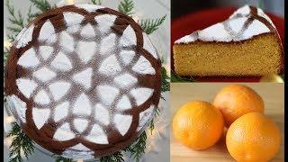 миндально-апельсиновый торт без муки рецепт от  Dovna Enterprises