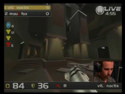 IEM Dubai Quake Live - Fox vs Noctis 3/4