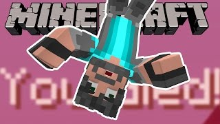 WIN BY DYING!?!? | 10 Ways To Die | Minecraft Map