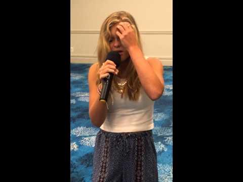 Jersey Shore Karaoke Idol(TM) Contestant # 4284