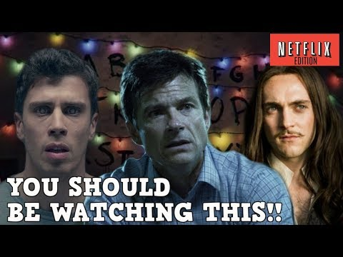 Are you bored? Watch This!  Top 5 s and Movies on Netflix you probably haven't seen!