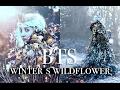 Winter's Wildflower - Behind The Scenes! | Bella Kotak