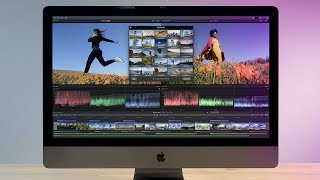 NEW Final Cut Pro X: Features and first-impressions!