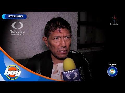 Juan Osorio sufre violento asalto en su casa   Hoy
