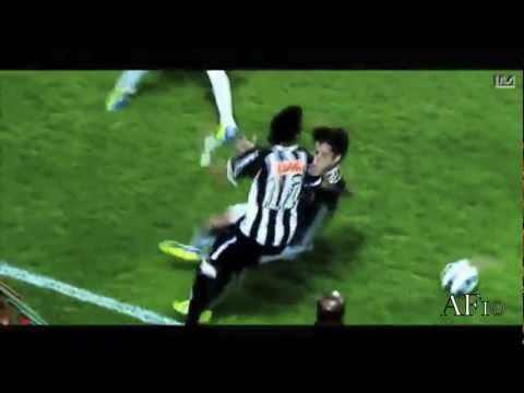 Neymar ☆ ♫♪ Balada Boa  ♫♪☆  Best Skills & Dribbles ☆ 2011-2012 HD ☆ Travel Video