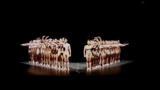 Danza Contemporánea - Hombres DC - Moleculas