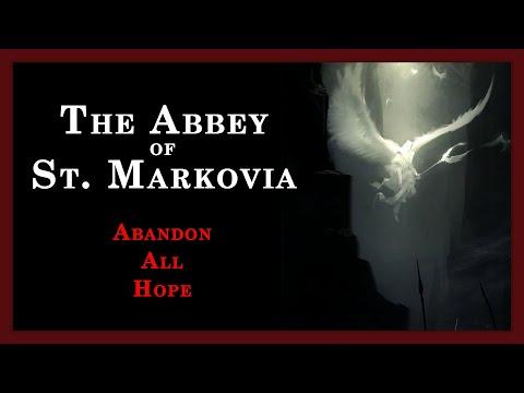 Krezk Guide: The Abbey Of St. Markovia | Running Curse Of Strahd 5e