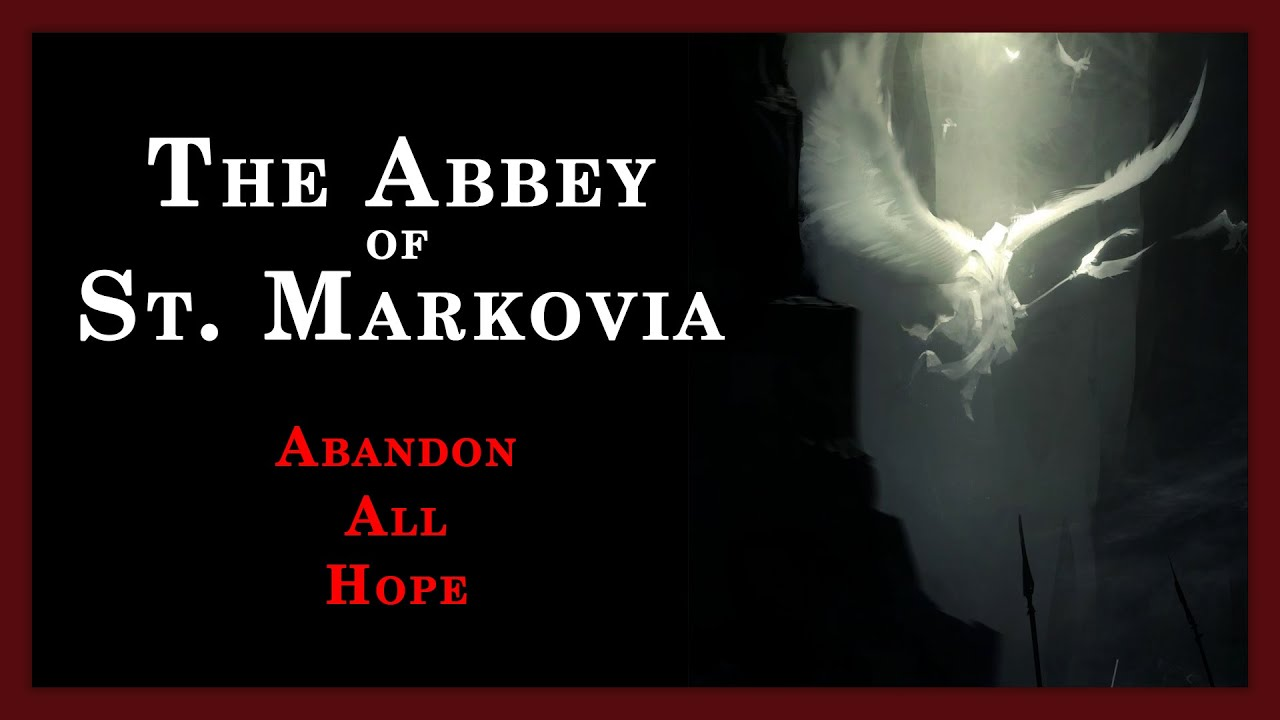 Download Krezk Guide: The Abbey of St. Markovia | Running Curse of Strahd 5e