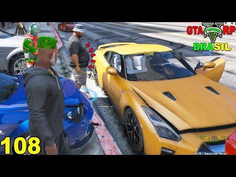 GTA 5 ROLEPLAY BRASIL - CONTRATEI PRA FICAR ASSIM? - (5ª TEMPORADA EP 108)