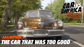 Tucker 48: The Car That Was Too Good For Detroit