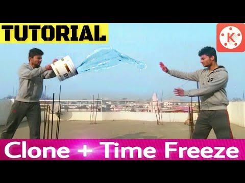 Zach King magic tutorial on kinemaster pro In English 2018