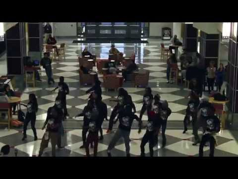 Flash Mob- African Youth League 2014