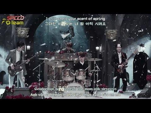[Vietsub + Engsub + Kara] CNBLUE - Can't Stop